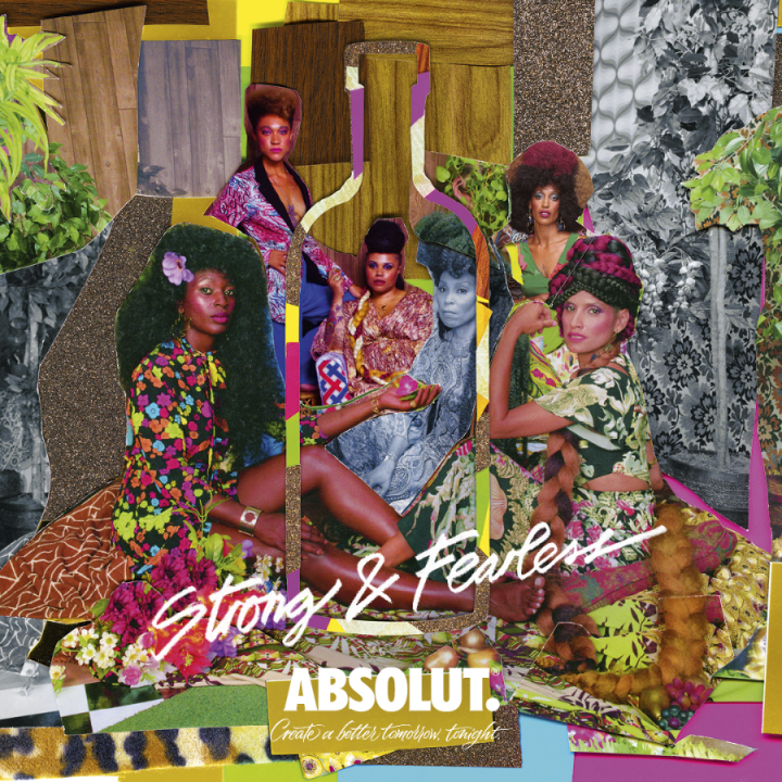 Michalene Thomas for Absolut 2