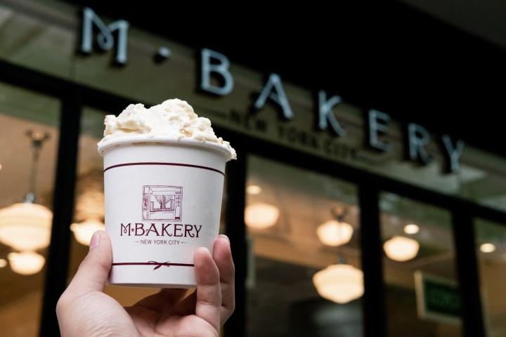 M Bakery's Famous Classic Banana Pudding