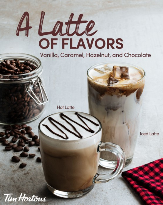 A Latte of Flavors