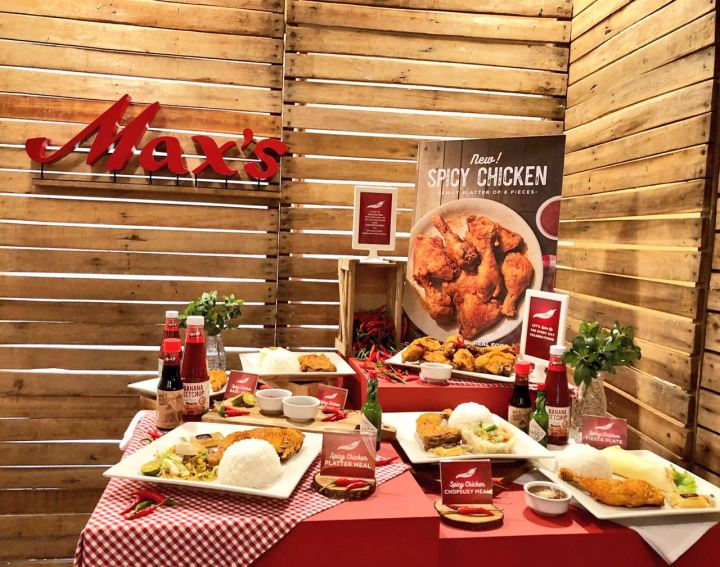 Max's Spicy Chicken Products