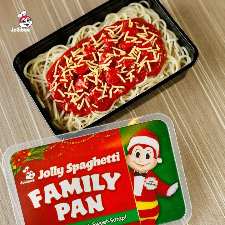 Jolly Spaghetti Family Pan