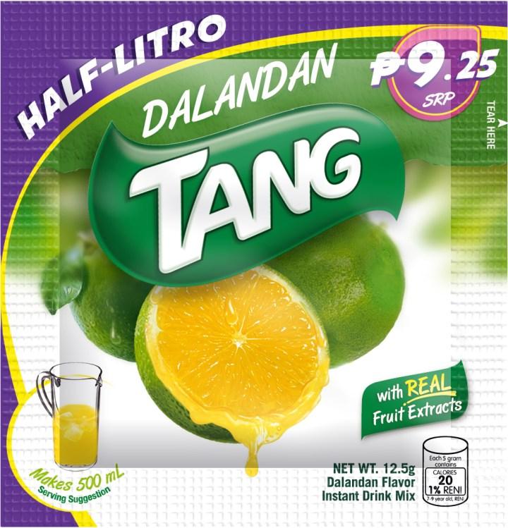 Tang 500 mL Dalandan