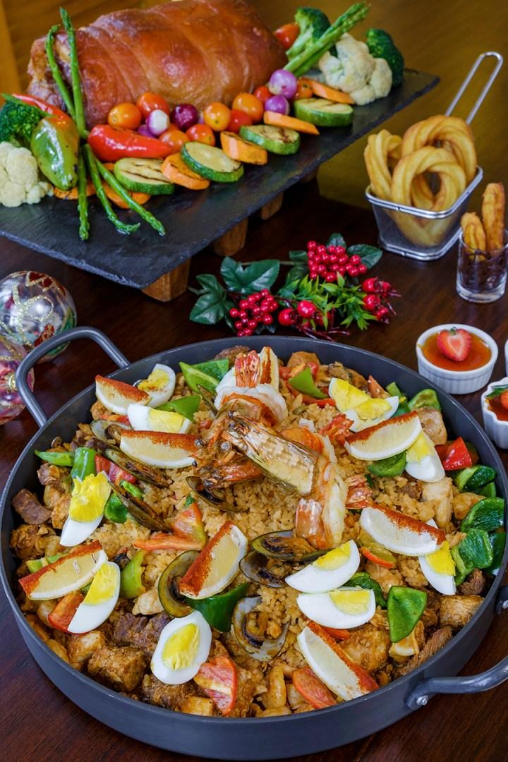 RHO Holiday Buffets '18_Fil-Hispanic Cuisine