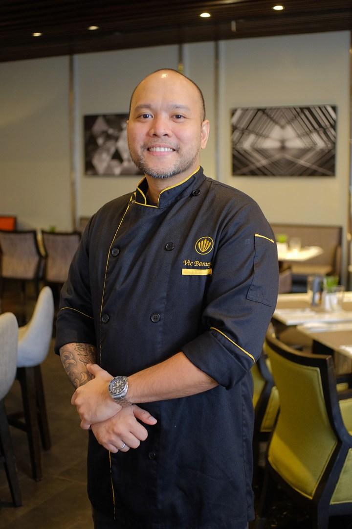 EC+B - Chef Vic Barangan