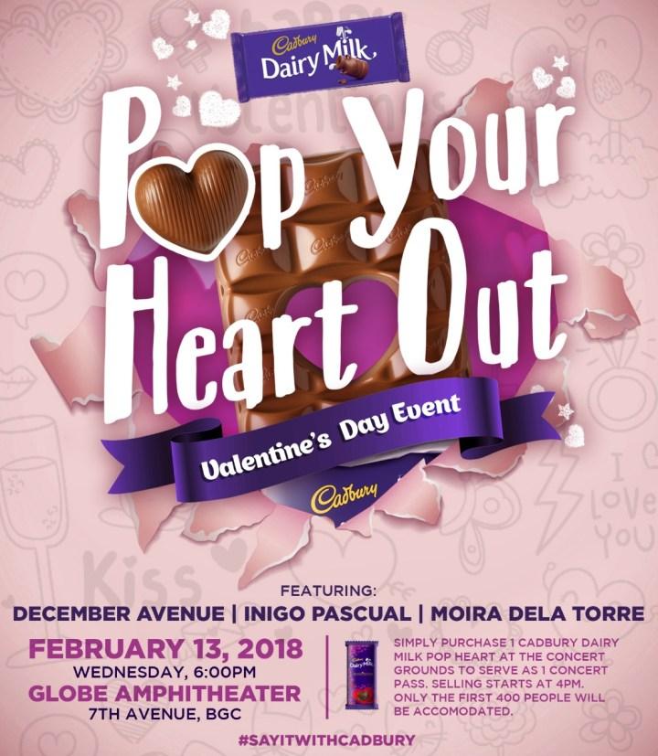 Pop Heart IG Story Poster