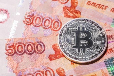 Как обналичивать биткоин в России