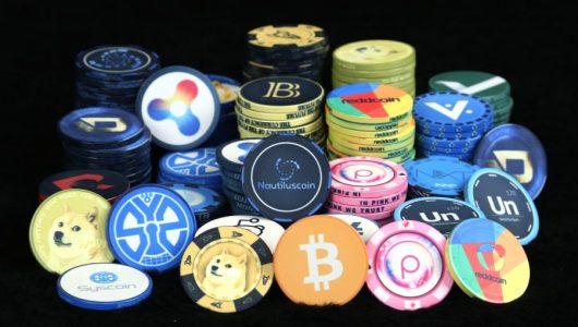 17 криптовалют имеют капитализацию более $1 млрд