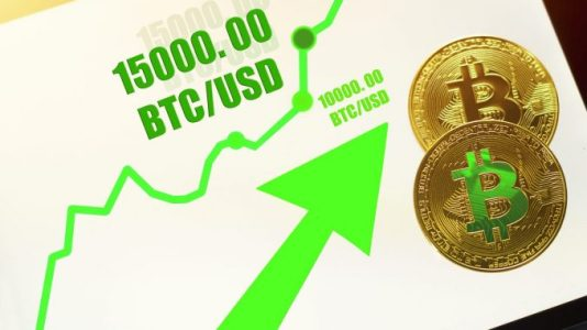 Анализ криптовалют: биткоин перевалил за $15.000, альткоины падают