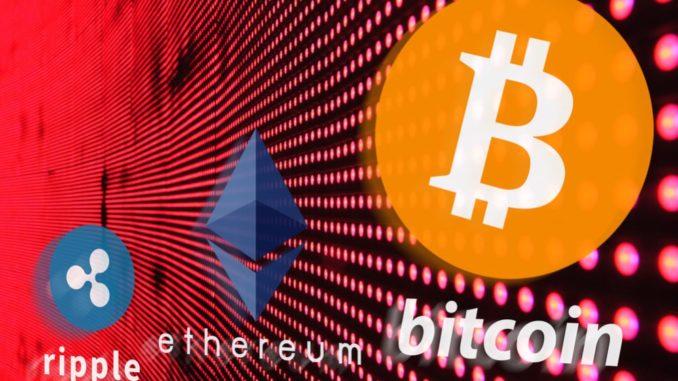 Анализ криптовалют: в ралли альткоинов Ripple опередил Ethereum