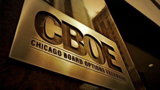 На CBOE закрыт первый биткоин-контракт