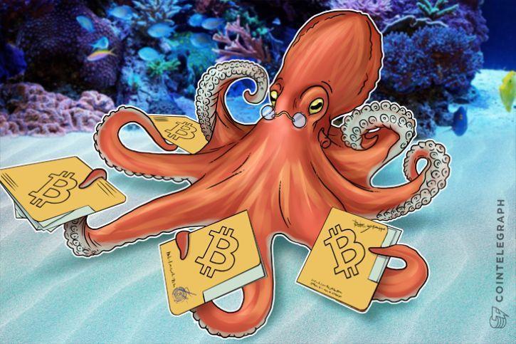 Технические работы на бирже Kraken «зависли»