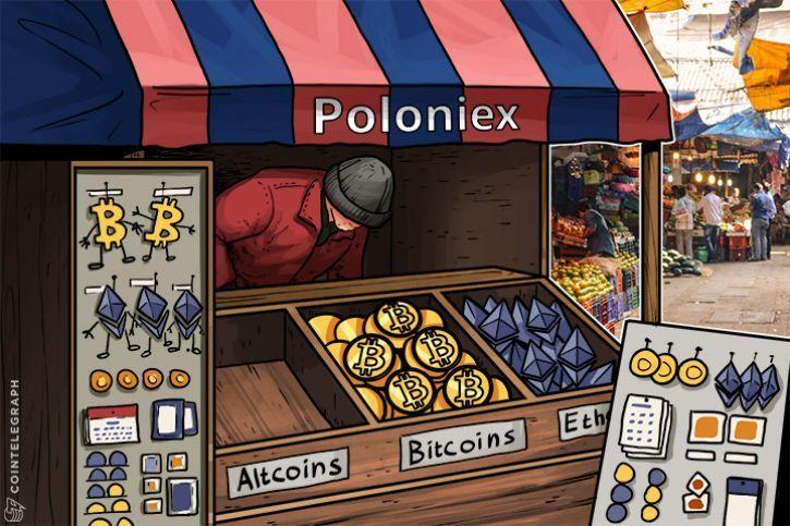 Биржа Poloniex блокирует депозиты с «нежелательных» адресов