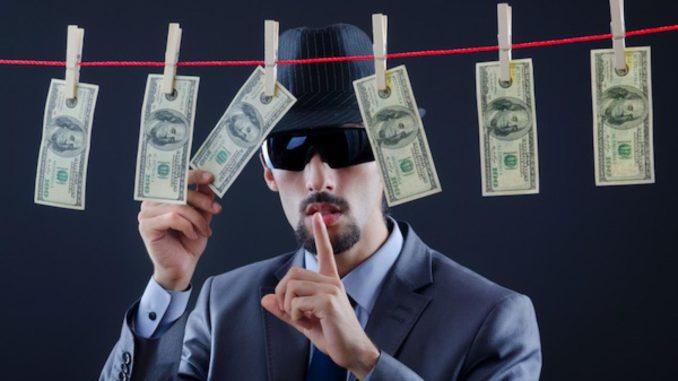 Отмывание денег составляет менее 1% биткоин-транзакций