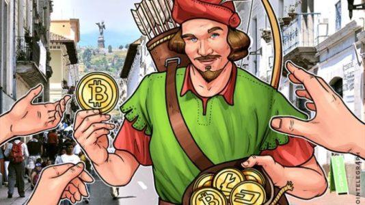 Robinhood запустили торговлю криптовалютой без комиссий
