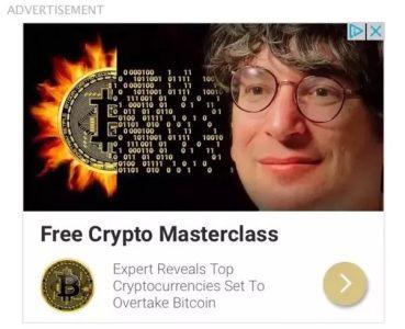 Реклама обошлась «криптогению» Джеймсу Альтушеру в $2,7 млн.