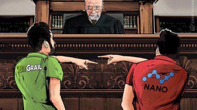 BitGrail Vs. Nano: кто виновен в краже $150 миллионов?