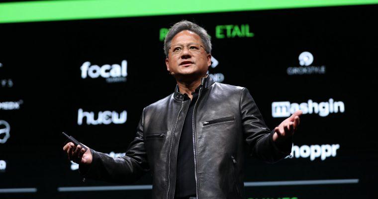 Глава Nvidia: нам придется нарастить производство GPU из-за майнеров