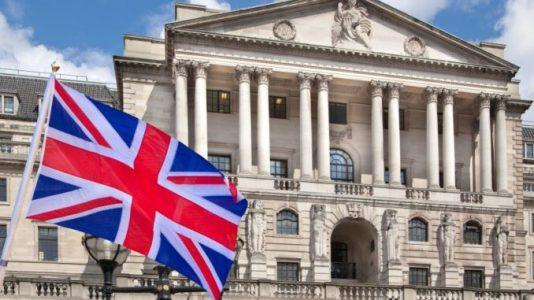 Банк Англии: Криптовалюты не создают риска для стабильности финансовой системы