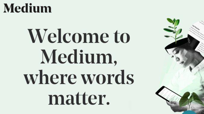 Medium вводит новые правила размещения материалов о криптовалютах и ICO
