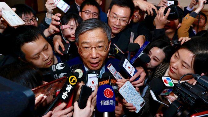 Новый глава PBOC позитивно смотрит на биткоин