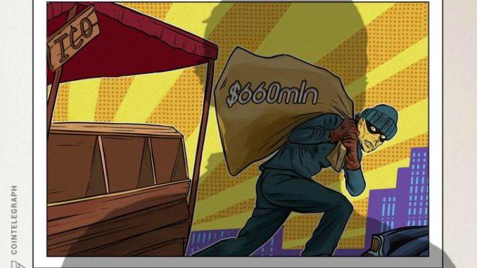 Предполагаемые ICO-скамы Pincoin и Ifan украли $ 660 миллионов у инвесторов