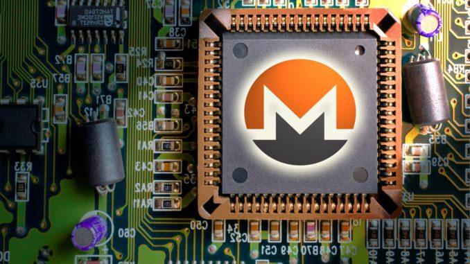 Почти 5% монет Monero добыли хакеры