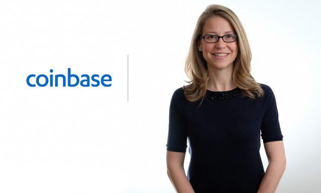 Финансовым директором Coinbase стала Алесия Хаас