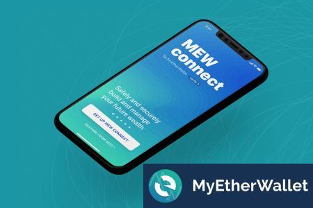 Мобильное приложение MyEtherWallet обеспечит безопасность на уровне Trezor
