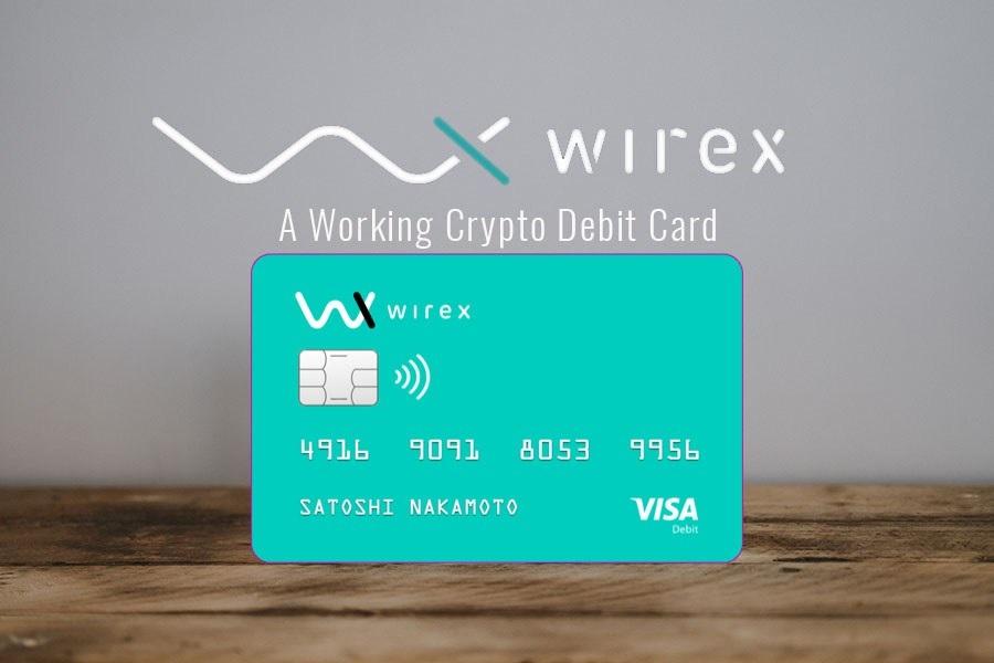 Wirex запустит дебетовые карты Visa на территории США