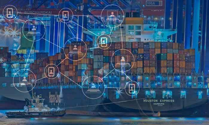 """Испанская Валенсия создаст """"умный порт"""" при помощи блокчейна и Big Data"""