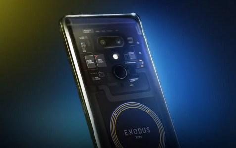 HTC открыла предзаказ на блокчейн-смартфон Exodus 1
