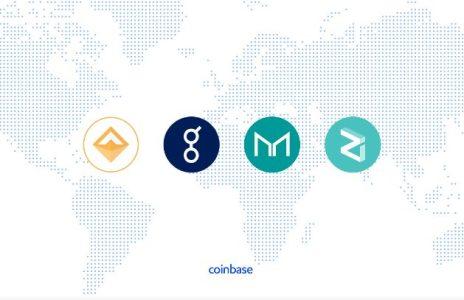 Coinbase Pro добавляет GNT, DAI, MKR и ZIL