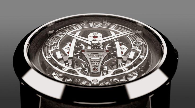 A. Favre & Fils выпустит часы со встроенным холодным криптокошельком
