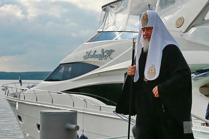 Патриарх Кирилл заявил о возможной связи электронных устройств с Антихристом