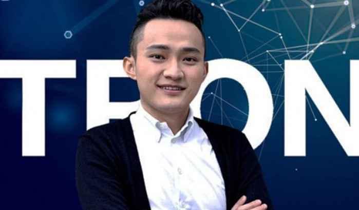 Глава TRON Джастин Сан: Биткоин будет колебаться между $3 и $5 тысячами в 2019 году