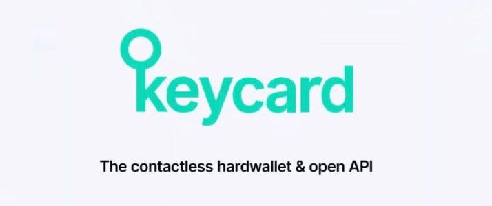 Тысяча разработчиков получит бесплатно на тестирование новый аппаратный криптокошелекKeycard