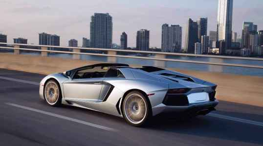 Lamborghini за $356 тыс. лондонского биткоин-инвестора оказался в канаве