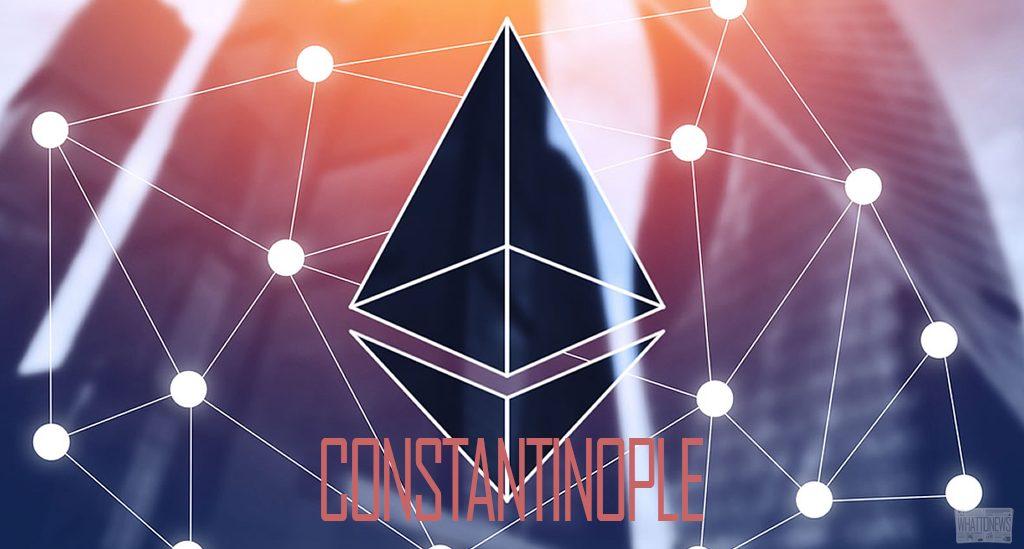 В сети Ethereum состоялся хардфорк Constantinople. Что изменилось? Майнингу конец?