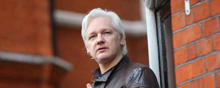 Основатель WikiLeaks Джулиан Ассанж арестован в Лондоне