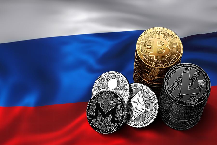 Россия попала в пятерку лидеров по количеству ежемесячных посещений криптобирж