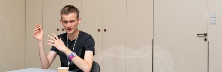 Виталик Бутерин о создании децентрализованных систем цифровой идентификации