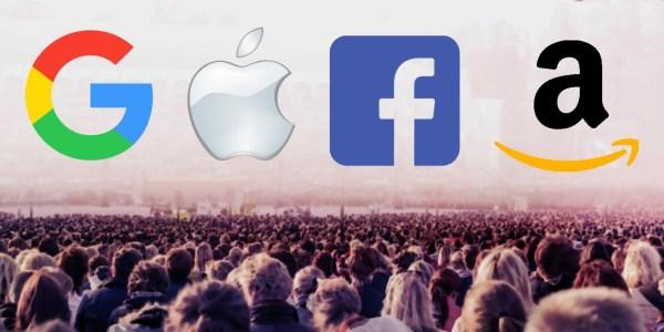 Станет ли монета Facebook «крипто-импульсом» для Google, Amazon и Apple?