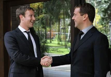 Марк Цукерберг купит одну из областей России и создаст там государство будущего