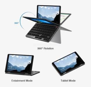 Chuwi Minibook: 8-дюймовый карманный ноутбук