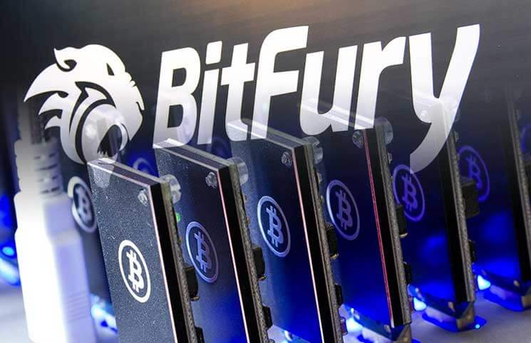Bitfury Tardis B — ASIC для майнинга BTC