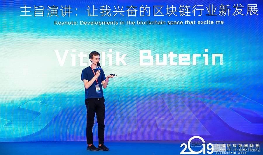 Виталик Бутерин: Готовьтесь к Ethereum 2.0