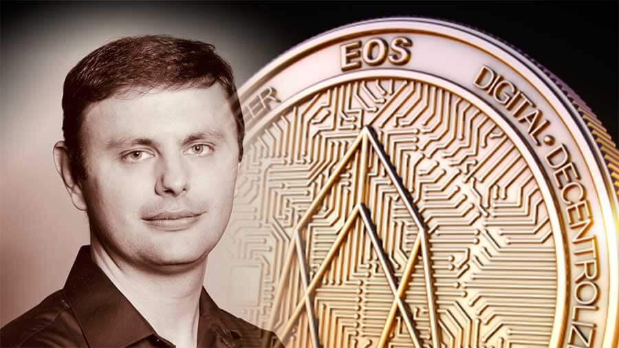 Даниэль Лаример признал, что управление EOS централизовано
