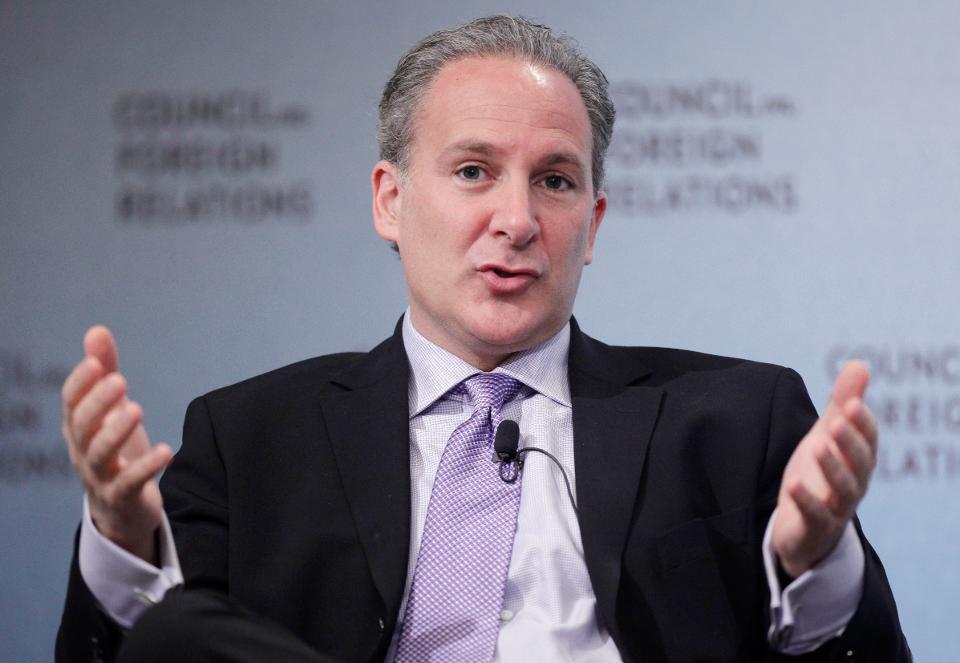 Питер Шифф: Цена биткоина теперь «сильно рискует» опуститься ниже отметки в $4000