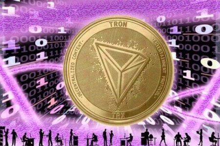 Блокчейн Tron зарегистрировал новый рекорд количества транзакций