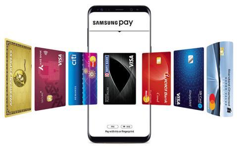 Бета-версия Samsung Pay вводит международные платежи